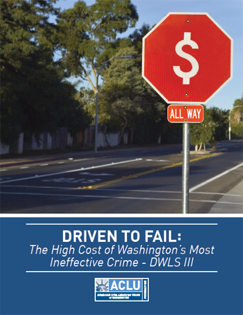 Driven To Fail Report Cover