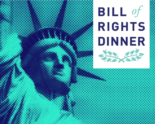 ACLU Bill of Rights Celebration Dinner @ Seattle Westin | Seattle | Washington | United States