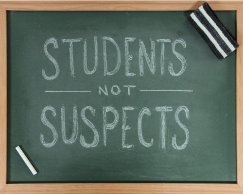 Image result for students not suspects
