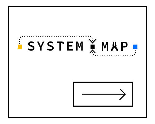 A clickable image of the system map