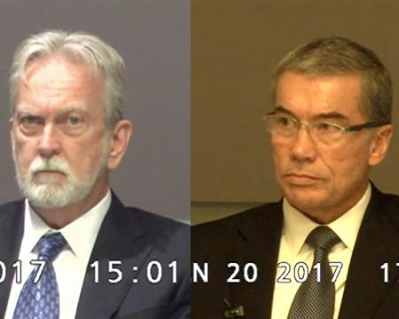 Photo of Defendants James Mitchell and John Bruce Jessen