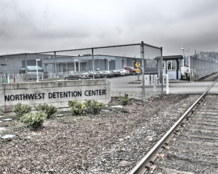 Northwest Detention Center (NWDC) in Tacoma