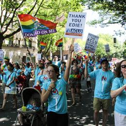 Seattle Pride Parade 2013