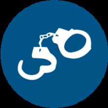 Criminal Justice Icon
