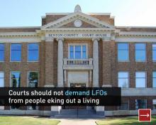 Photo of Benton County Courthouse