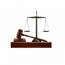 Photo of the scales of justice