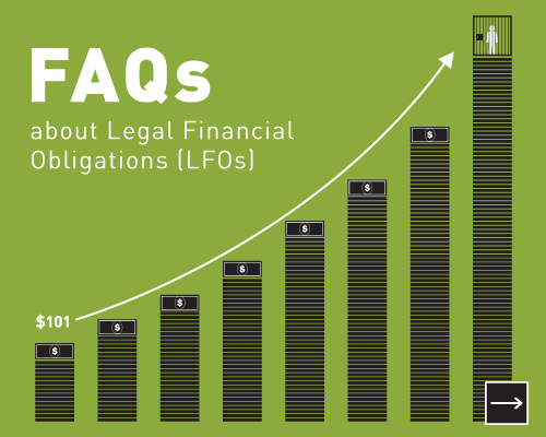FAQs about Legal Financial Obligations (LFOs)