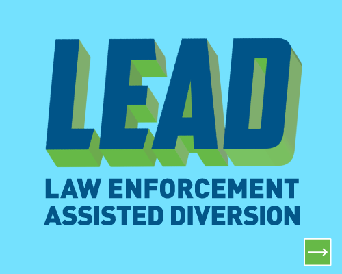 Lead: Law enforcement assisted diversion