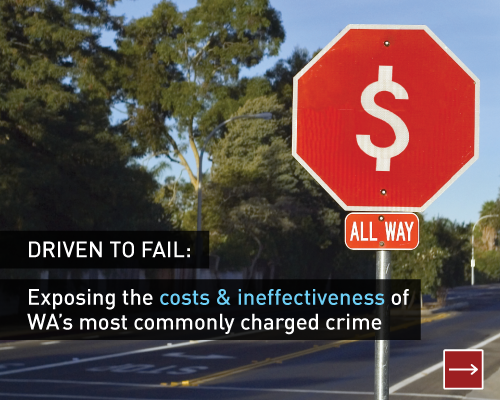Driven to Fail: Exposing the costs & ineffectiveness of Washington's most commonly charged crime