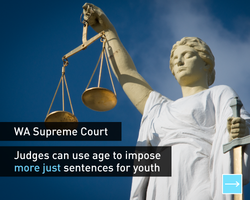 Washington Supreme Court rules that judges can use age to impose more just sentences for youth