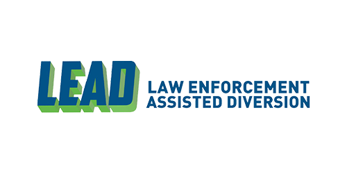 Logo of the LEAD Law Enforcement Assisted Diversion Project