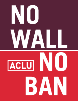 Download No Wall No Ban Poster