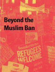 Beyond the Muslim Ban Known Your Rights Cover