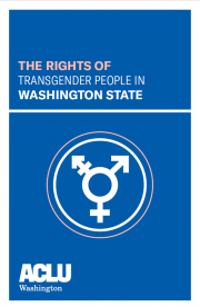 The Rights of Transgender People in Washington State