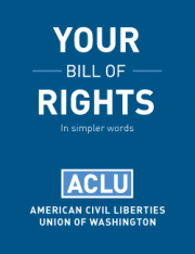 Bill of Rights Card