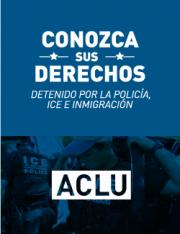Detenido Por La Policía, ICE E Inmigración