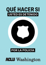 Qué Hacer Si Usted Es Detenido Por La Policía