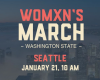 Womxn's March Washington State