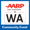 AARP Real Possibilities in WA Community Event
