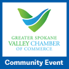 Greater Spokane Valley Chamber of Commerce Community Event