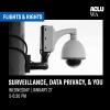 Image of surveillance cameras